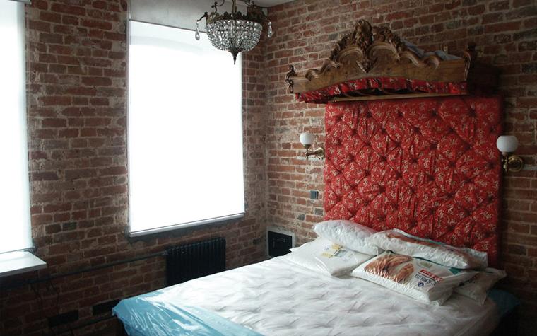 интерьер спальни - фото № 6568