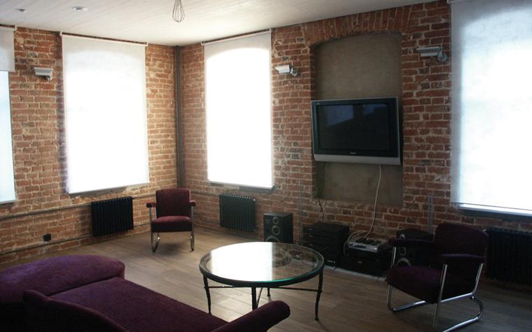 интерьер гостиной - фото № 6563
