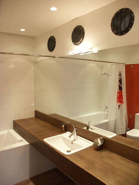Квартира. ванная из проекта , фото №6567