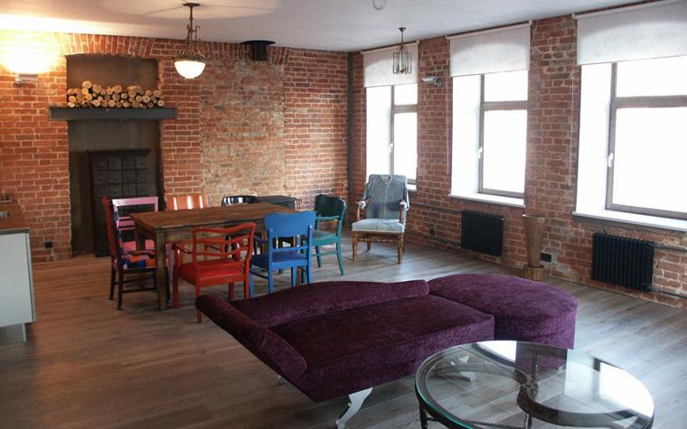 Квартира. кухня из проекта , фото №6565