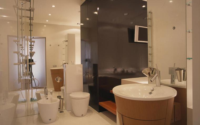 интерьер ванной - фото № 5858