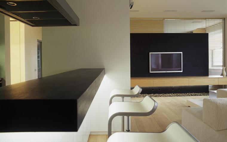 интерьер гостиной - фото № 5863