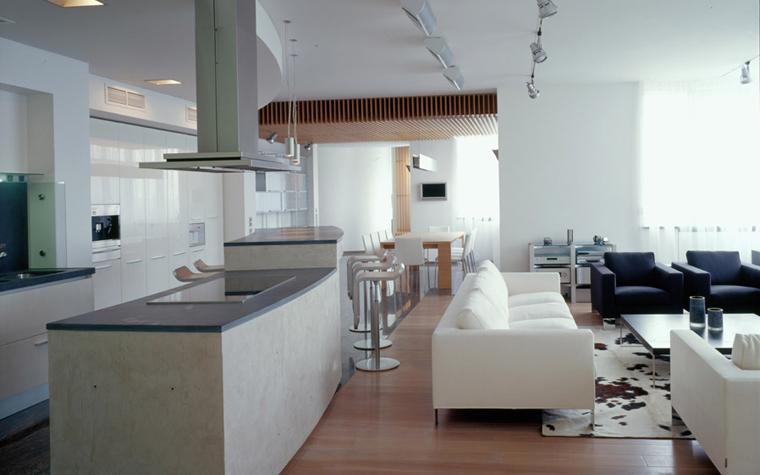Квартира. гостиная из проекта , фото №5865