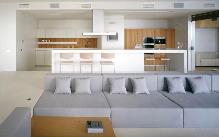Фото № 5876 кухня  Квартира