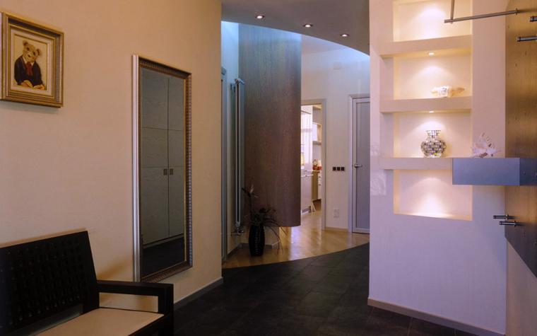 Квартира. холл из проекта , фото №5581