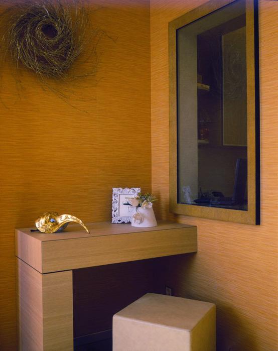 интерьер спальни - фото № 5577