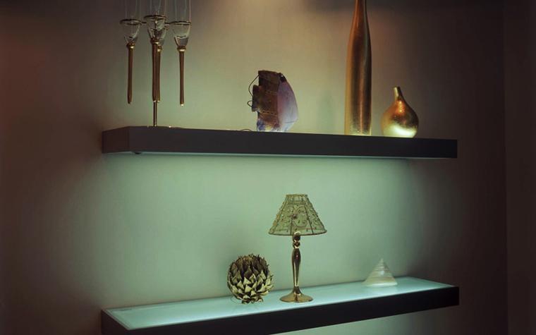 интерьер гостиной - фото № 5569
