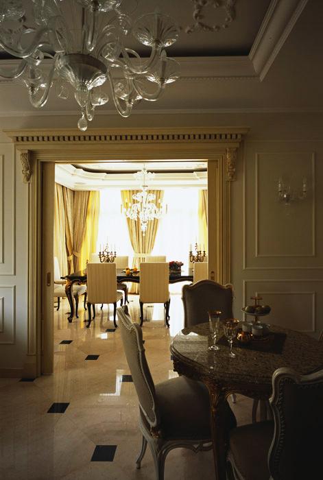 интерьер гостиной - фото № 5692