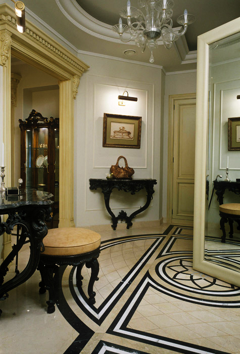 Квартира. холл из проекта , фото №5704