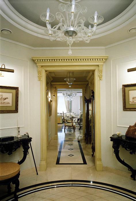 Квартира. холл из проекта , фото №5705