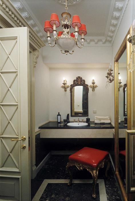 Квартира. ванная из проекта , фото №5703