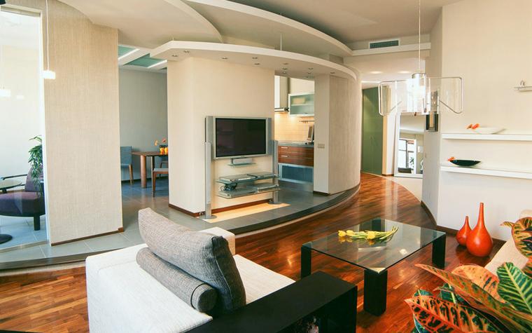 Фото № 5654 гостиная  Квартира