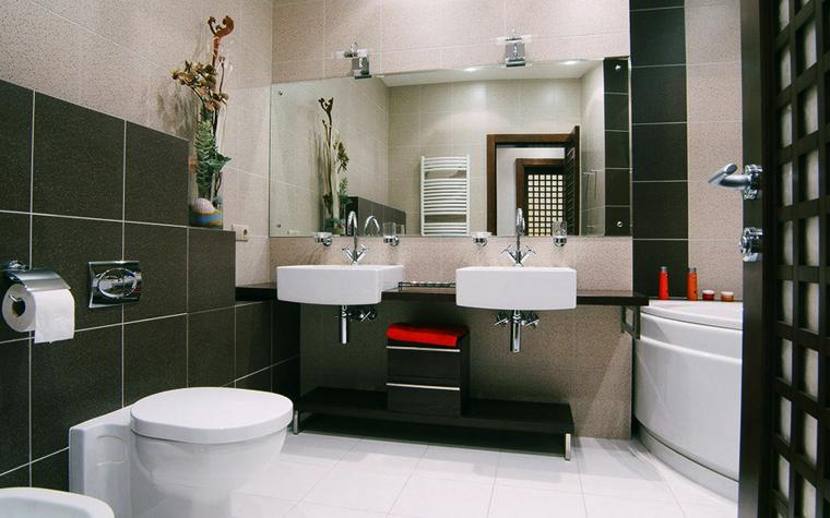 Фото № 5657 ванная  Квартира