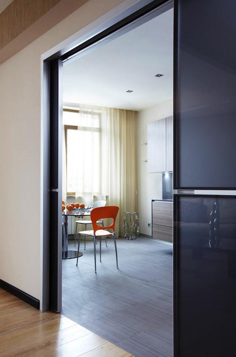Квартира. кухня из проекта , фото №5658