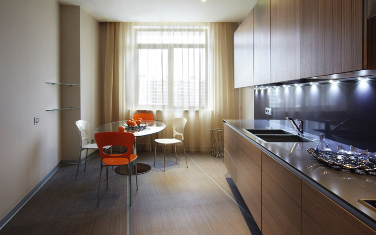 интерьер кухни - фото № 5659