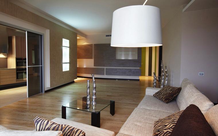Квартира. гостиная из проекта , фото №5662