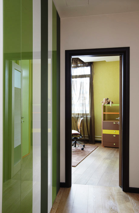 Фото № 5671 детская  Квартира