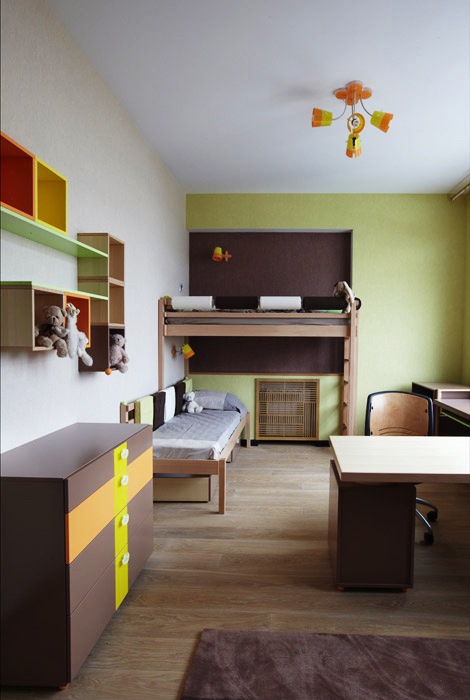 Фото № 5672 детская  Квартира