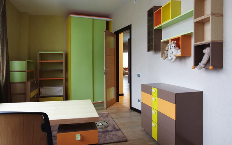Квартира. детская из проекта , фото №5673
