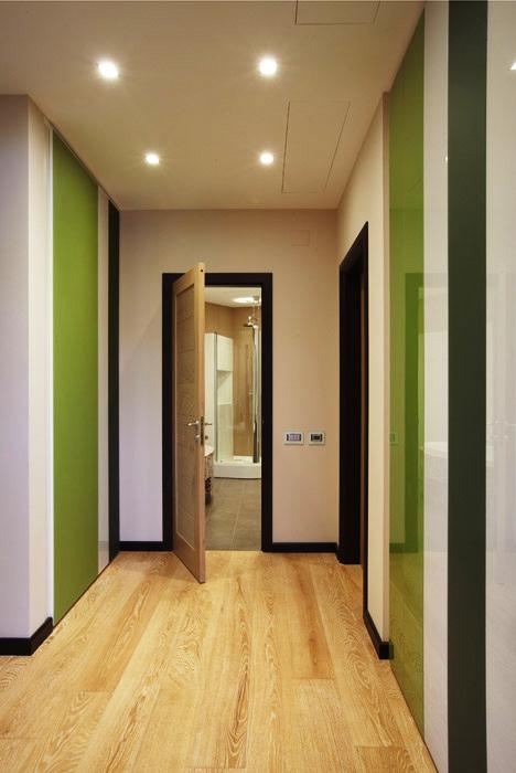 Квартира. холл из проекта , фото №5678