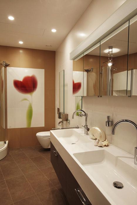 Квартира. ванная из проекта , фото №5675