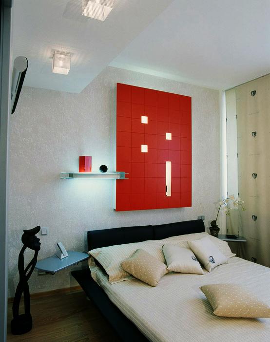Фото № 5679 спальня  Квартира