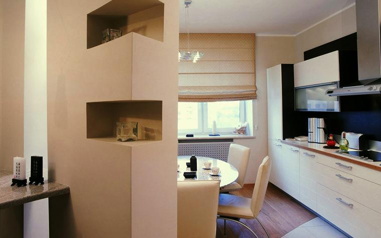интерьер кухни - фото № 5686