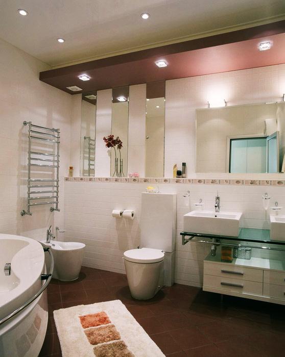 Фото № 5688 ванная  Квартира