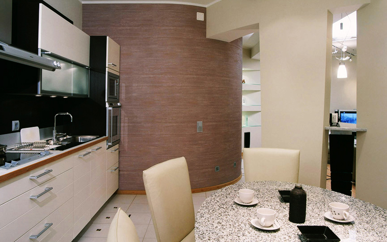 интерьер кухни - фото № 5687