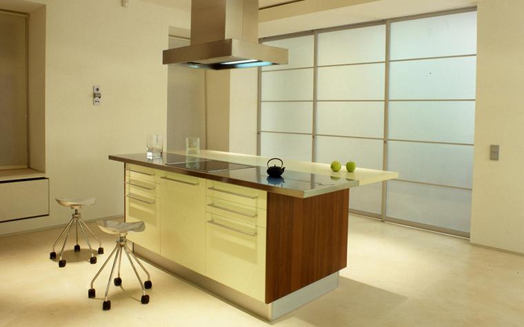 Квартира. кухня из проекта , фото №6064