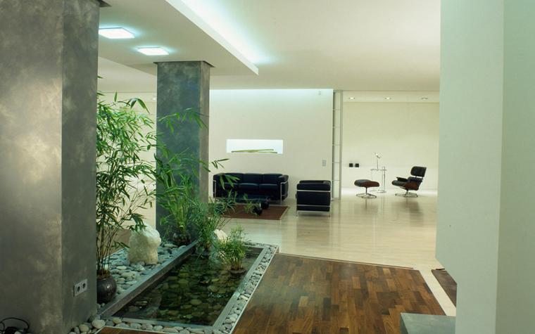 Квартира. гостиная из проекта , фото №6083