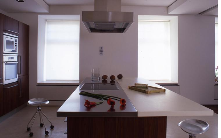 Квартира. кухня из проекта , фото №6063