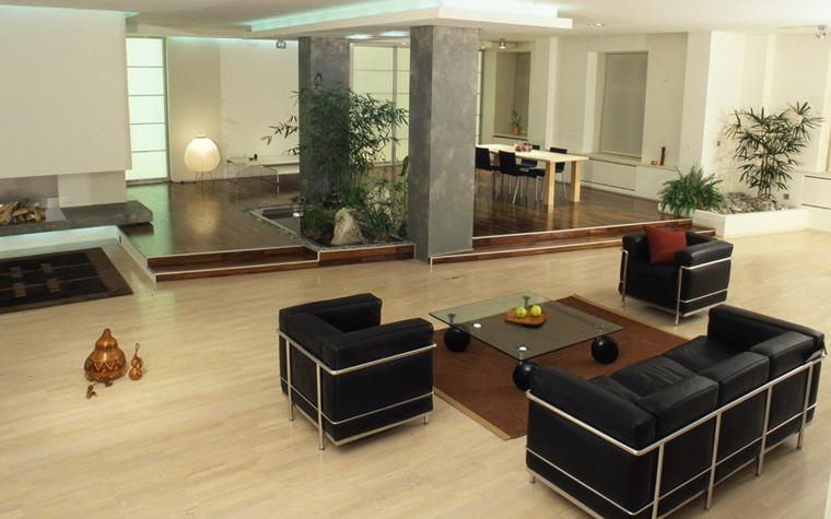 Квартира. гостиная из проекта , фото №6084