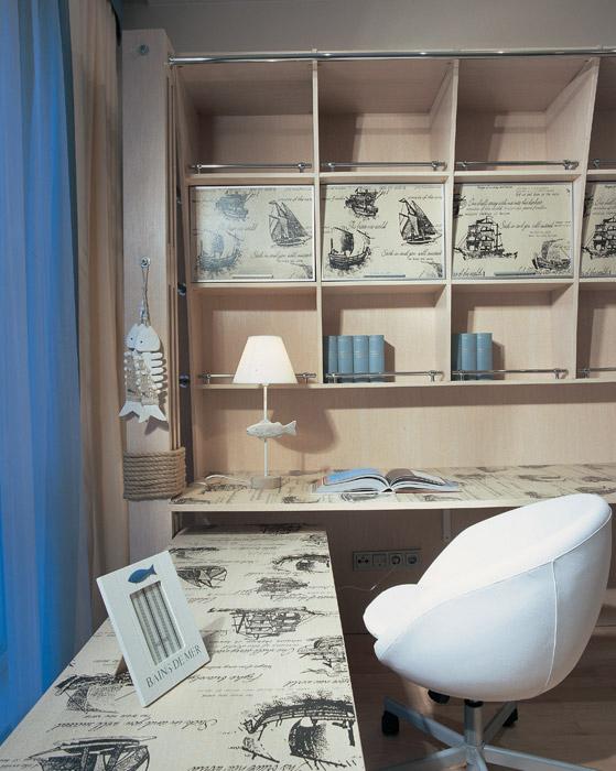 Квартира. кабинет из проекта , фото №6076