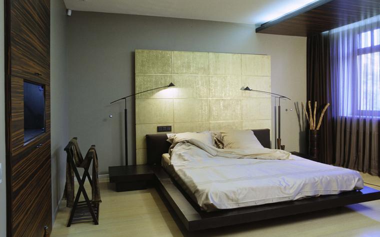 интерьер спальни - фото № 6178