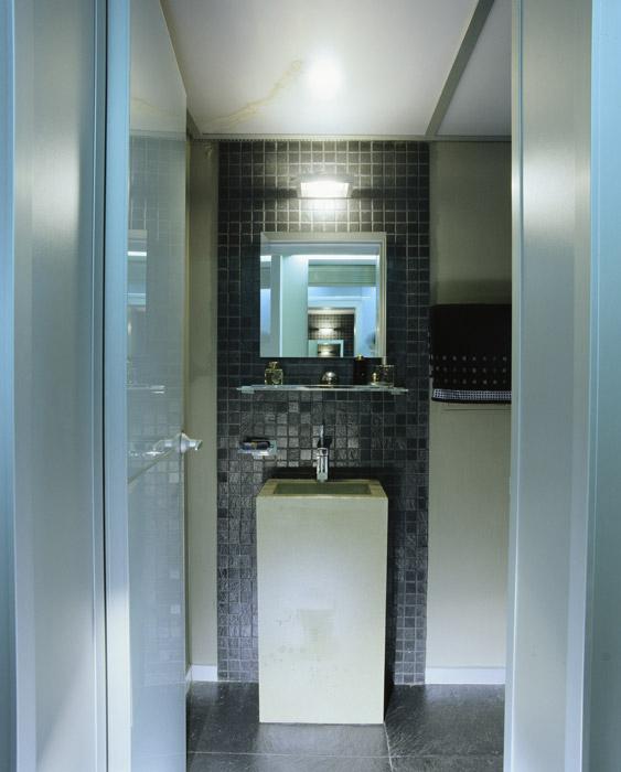 интерьер ванной - фото № 6739