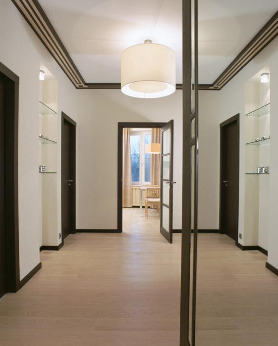 Квартира. холл из проекта , фото №6896