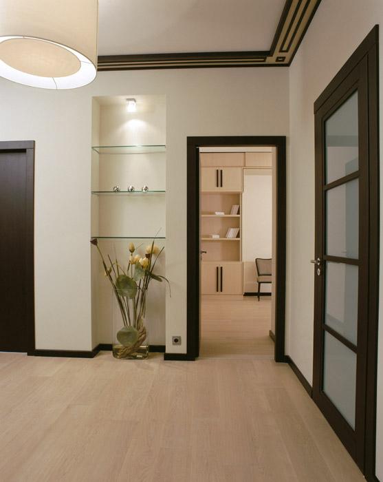 Квартира. холл из проекта , фото №6897