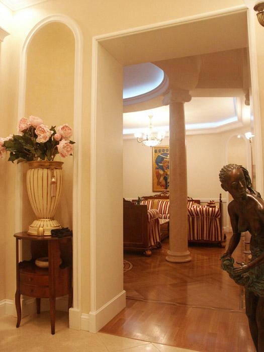 Квартира. гостиная из проекта , фото №6234