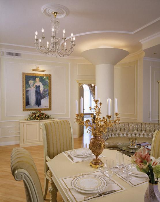 Фото № 6292 гостиная  Квартира