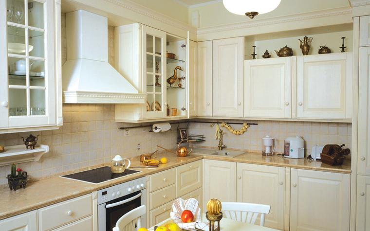 Фото № 6288 кухня  Квартира