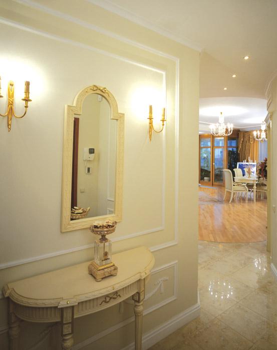 Квартира. холл из проекта , фото №6289