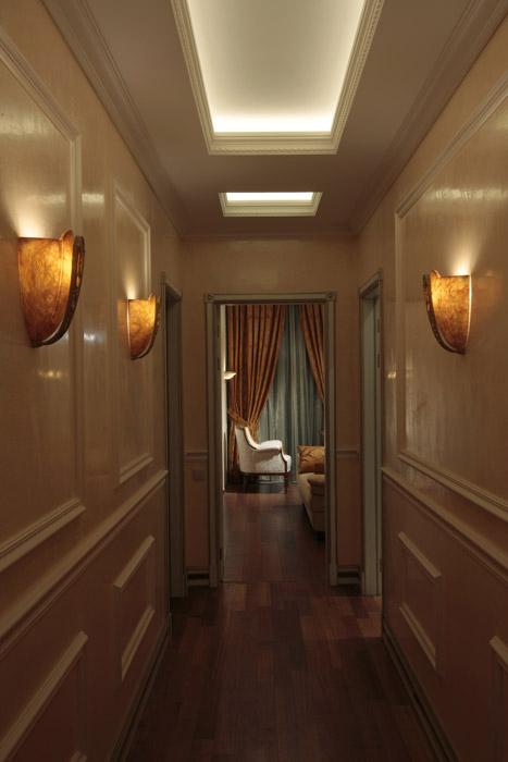 интерьер холла - фото № 6532