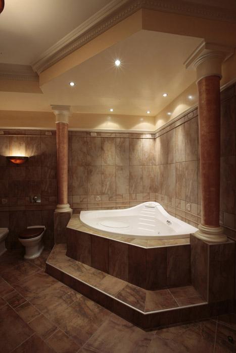 ванная - фото № 6534