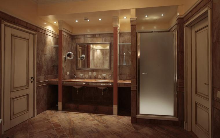 ванная - фото № 6535
