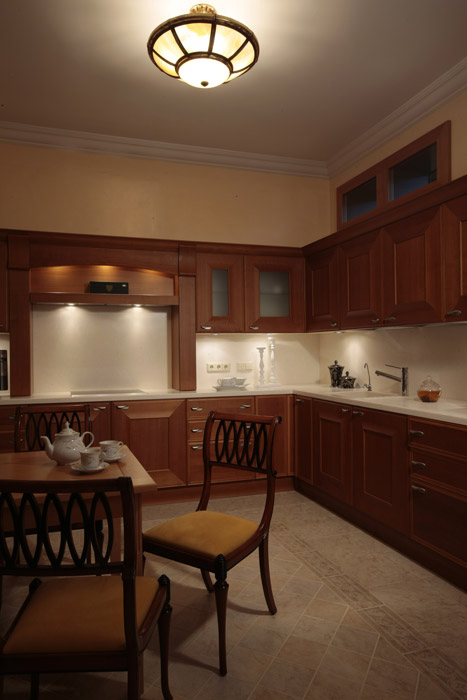 интерьер кухни - фото № 6536