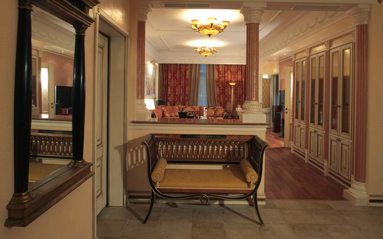 интерьер холла - фото № 6544