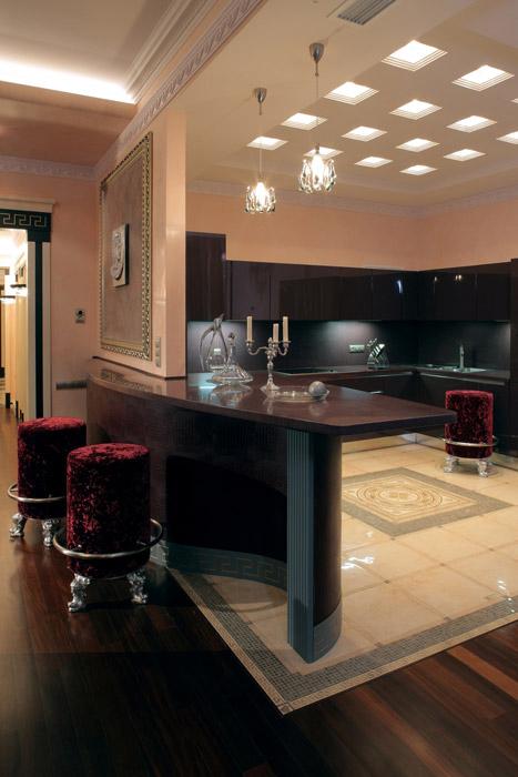 интерьер кухни - фото № 6552