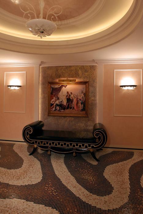 интерьер холла - фото № 6554