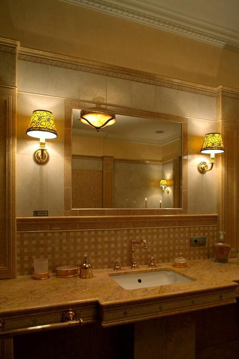 интерьер ванной - фото № 6557